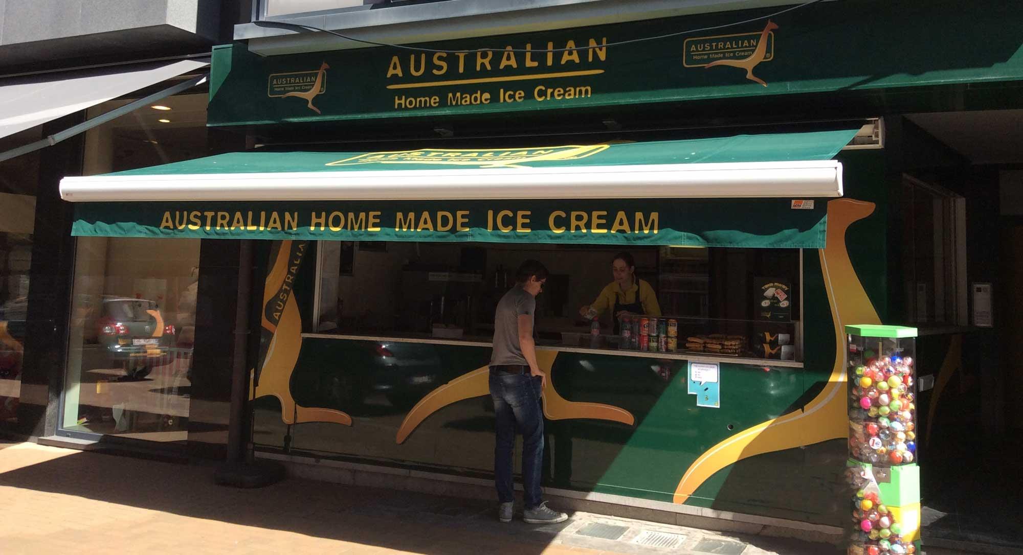Australian Ice Wenduine