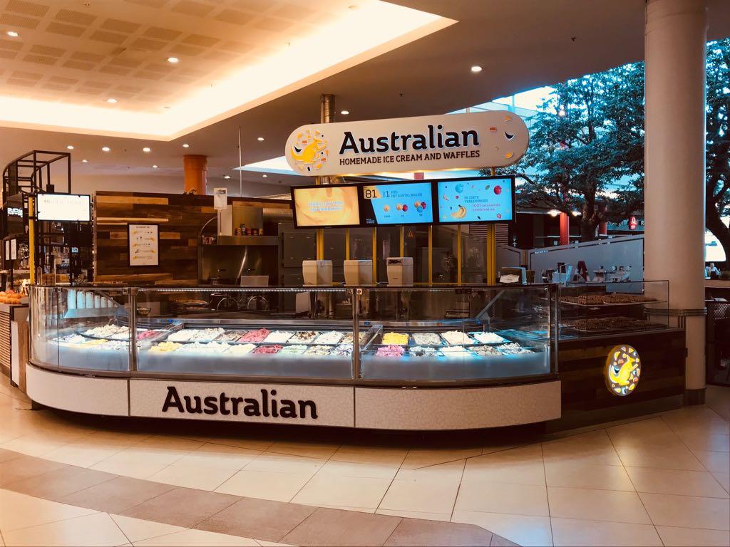 Australian Ice Sint-Niklaas Waasland Shopping