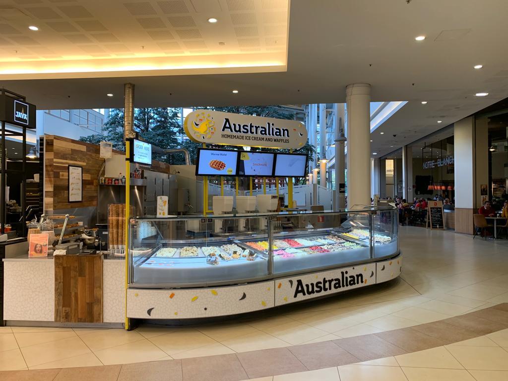 Australian Ice Sint-Niklaas