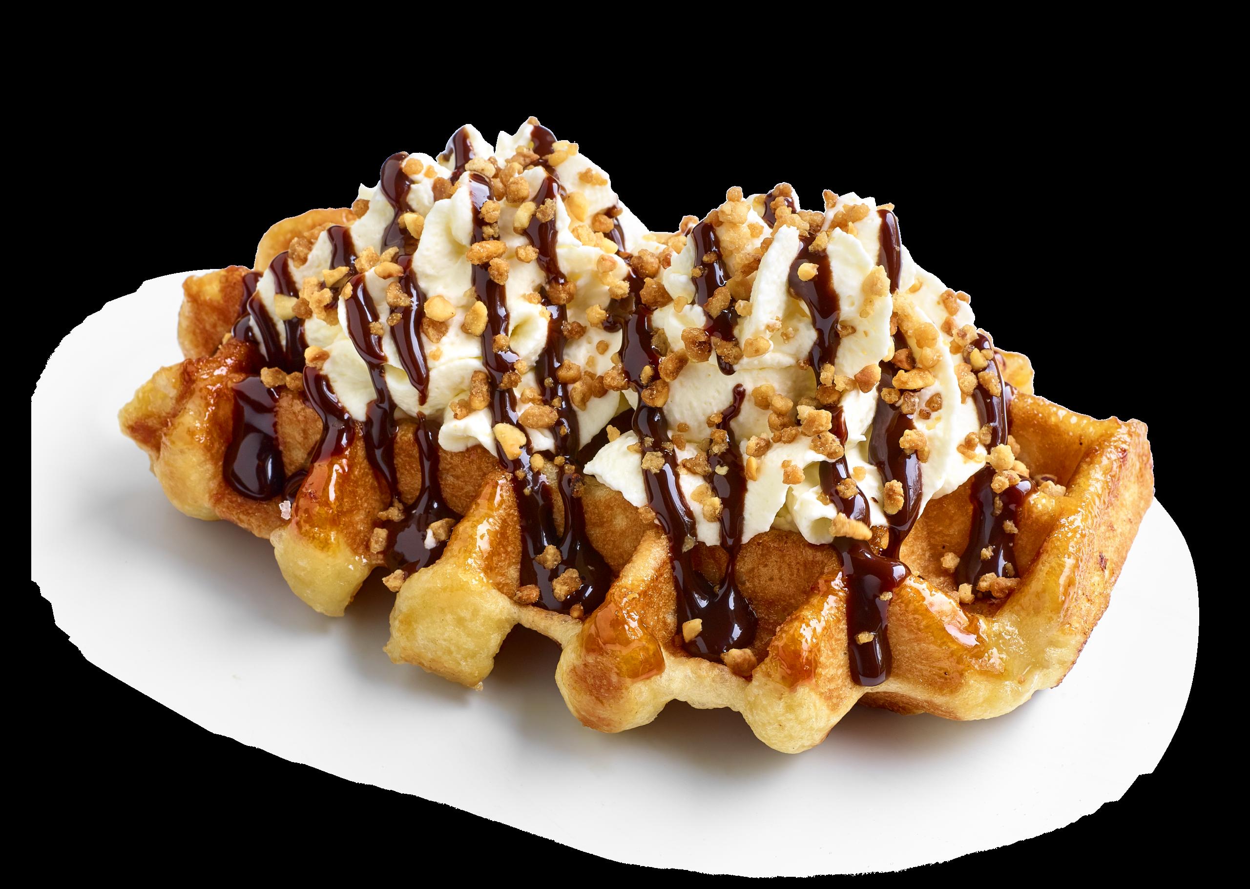 Australian Waffle chocolade