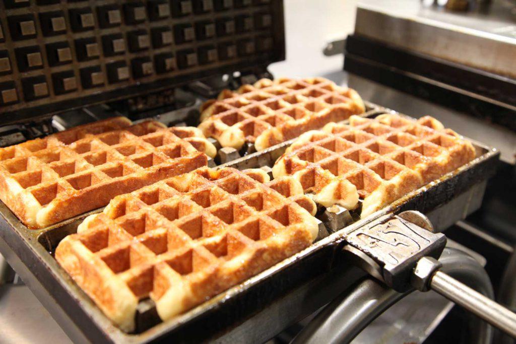 Australian Waffles
