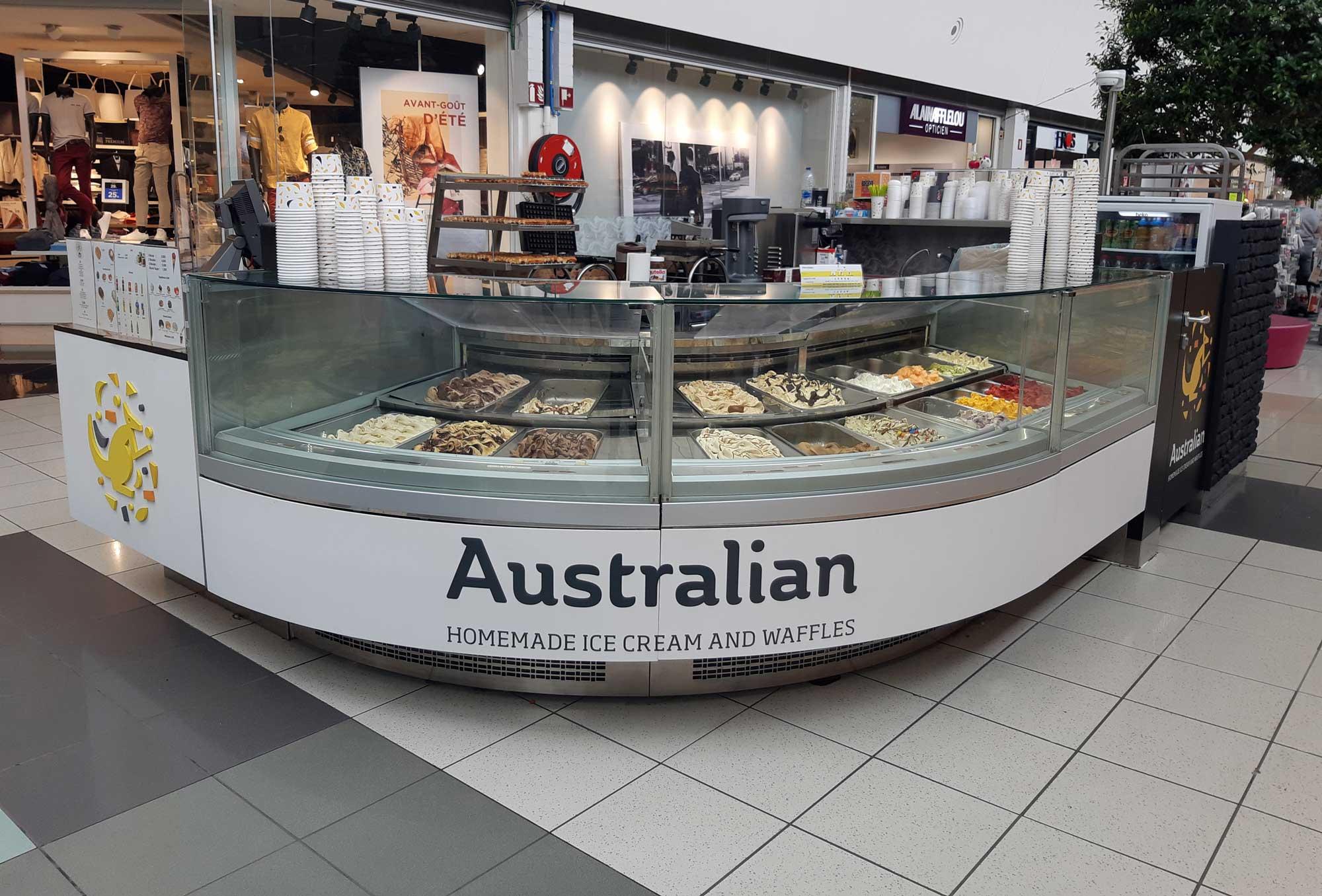 Australian Ice Chatelineau